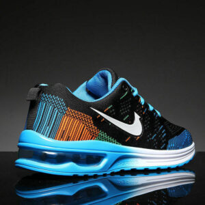 Men's Athletic Shoes Outdoor Air Cushion Sports Running Jogging Tennis Sneakers