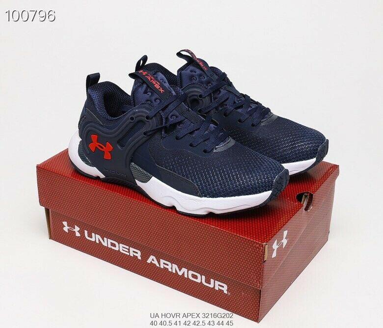 2021 Hot Sale!Under Armour UA HOVR apex 3 men's sports training shoes US7-US12