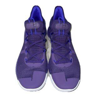 Under Armour Curry 6 Team Violet Purple Shoes 3022893-500 Mens Sz 13