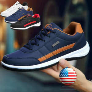 Fashion Casual Drving Shoes Men's Sports Outdoor Tennis Running Sneakers Gym US