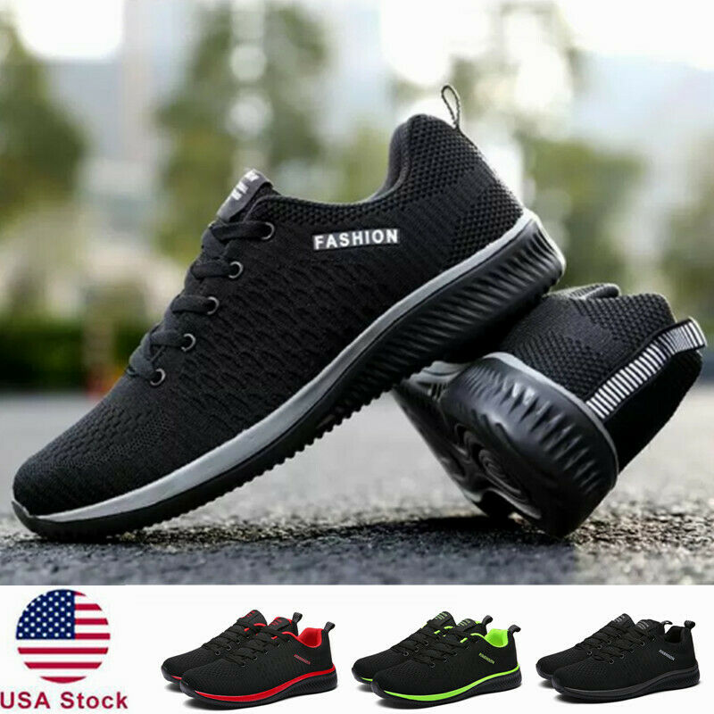 Men's Athletic Shoes Running Casual Outdoor Tennis Walking Sports Sneakers Size