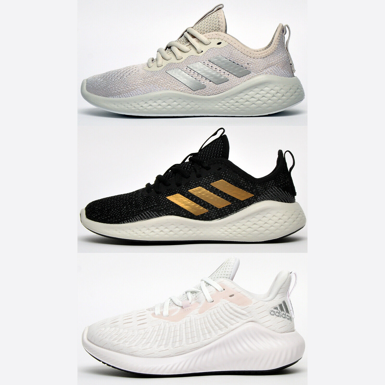 SALE – ADIDAS Womens Premium Running Shoes Gym Fitness Workout Trainers